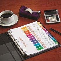 Soyez organisé pour vos impôts avec une reliure organisée