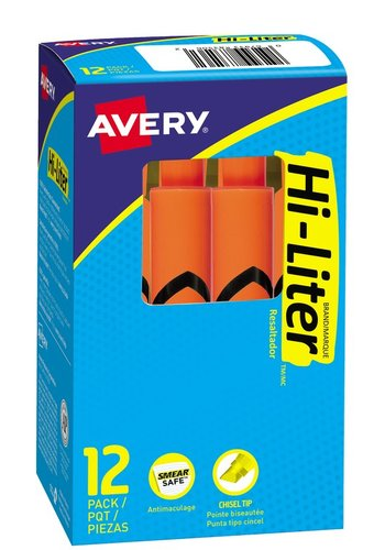 Avery<sup>®</sup> Desk Style HI-LITER<sup>®</sup> - Avery<sup>®</sup> Desk Style HI-LITER<sup>®</sup>