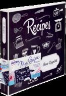 Avery<sup>&reg;</sup> Ma reliure de recettes Tableau noir 19801