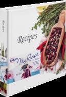 Avery<sup>&reg;</sup> Ma reliure de recettes Épicurien 19802