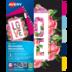 Avery<sup>®</sup> Big Tab™ Reversible Dividers - Floral Message - Avery<sup>®</sup> Big Tab™ Reversible Dividers