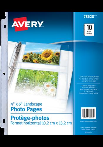 Avery<sup>®</sup> Photo Pages - Avery<sup>®</sup> Photo Pages