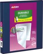 Avery<sup>&reg;</sup> Durable View Binder 34004