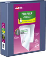 Avery<sup>&reg;</sup> Durable View Binder 17044