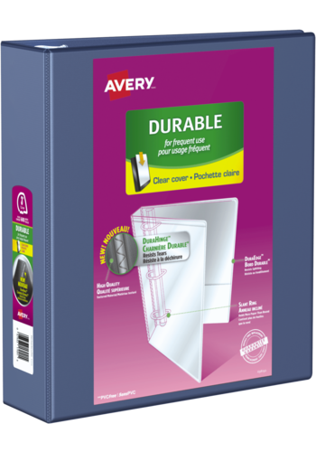 Avery<sup>&reg;</sup> Durable View Binder - Avery<sup>&reg;</sup> Durable View Binder