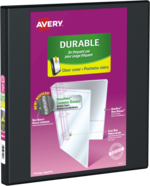 Avery<sup>&reg;</sup> Durable View Binder 34001