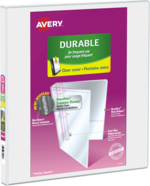Avery<sup>&reg;</sup> Durable View Binder 34075