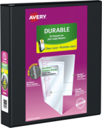 Avery<sup>&reg;</sup> Durable View Binder 17021