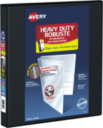 Avery<sup>&reg;</sup> Heavy Duty View Binder 89002