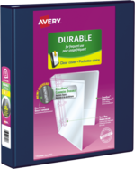 Avery<sup>&reg;</sup> Durable View Binder 17024