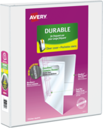 Avery<sup>&reg;</sup> Durable View Binder 17022