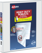 Avery<sup>®</sup> Heavy Duty View Binder 89000