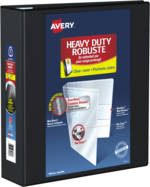 Avery<sup>®</sup> Heavy Duty View Binder 79693