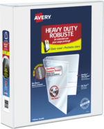 Avery<sup>®</sup> Heavy Duty View Binder 79792