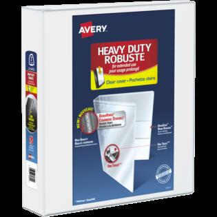 Avery® Heavy Duty View Binder