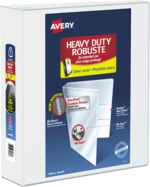 Avery<sup>®</sup> Heavy Duty View Binder 79793