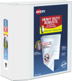 Avery<sup>®</sup> Heavy Duty View Binder 79706