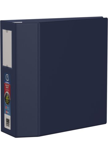 Avery® 79970 - Heavy Duty Binder,  Holds 8-1/2in. x 11in. Paper, Navy