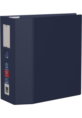 Avery® 79980 - Heavy Duty Binder,  Holds 8-1/2in. x 11in. Paper, Navy
