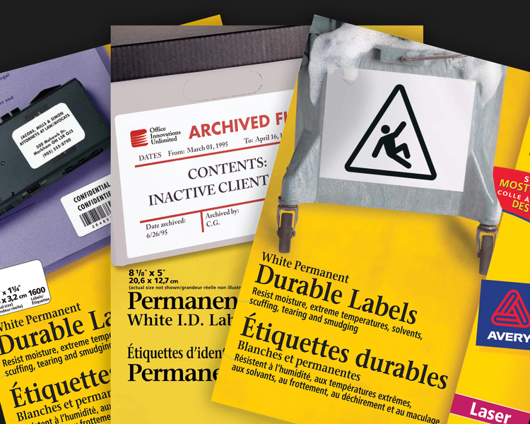 Durable ID Labels