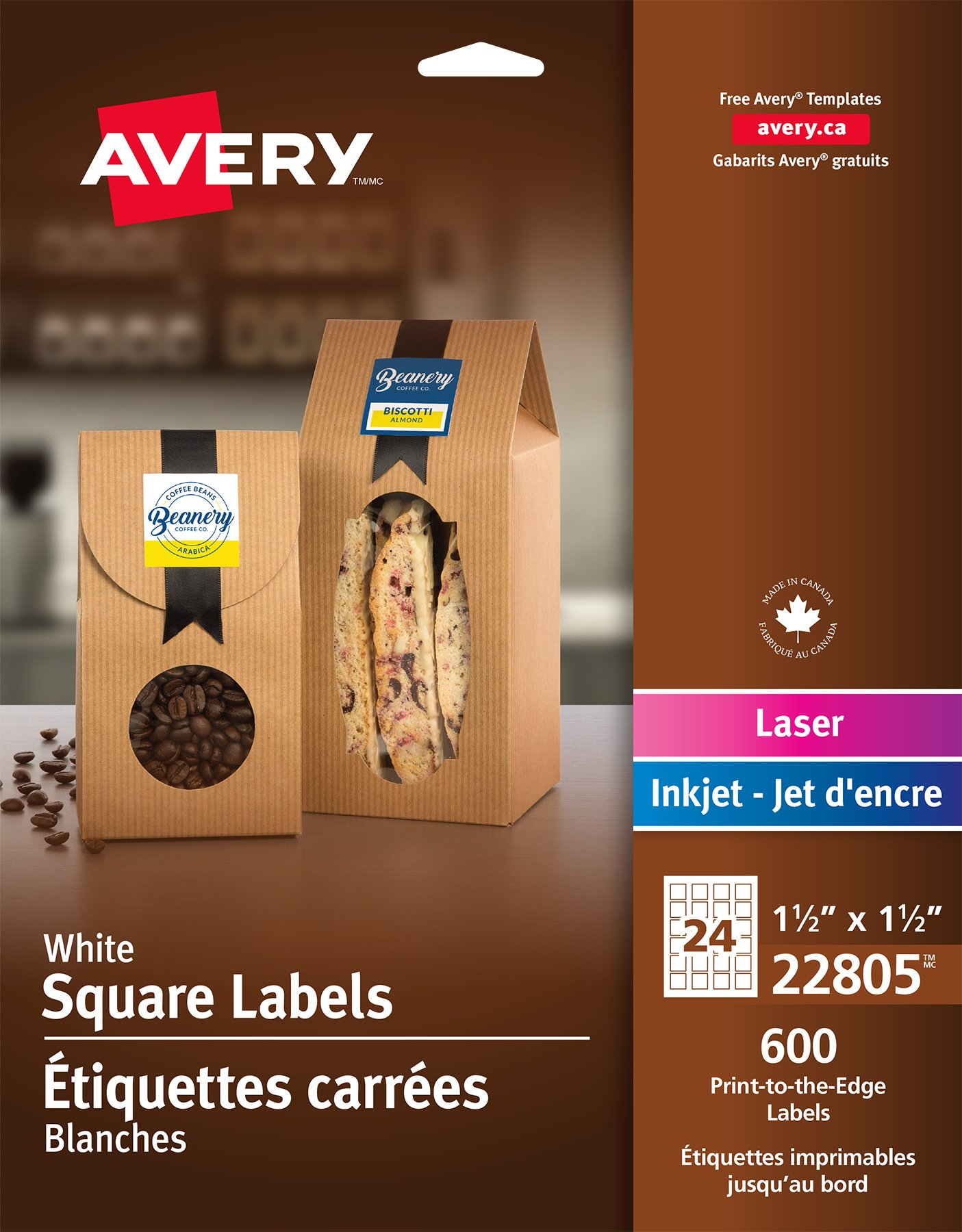avery square labels 22805 1 12 x 1 12 print to the edge white