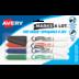 Marks-A-Lot<sup>®</sup> Marqueurs Effaçable à sec Modèle Stylo - Marks-A-Lot<sup>®</sup> Marqueurs Effaçable à sec Modèle Stylo