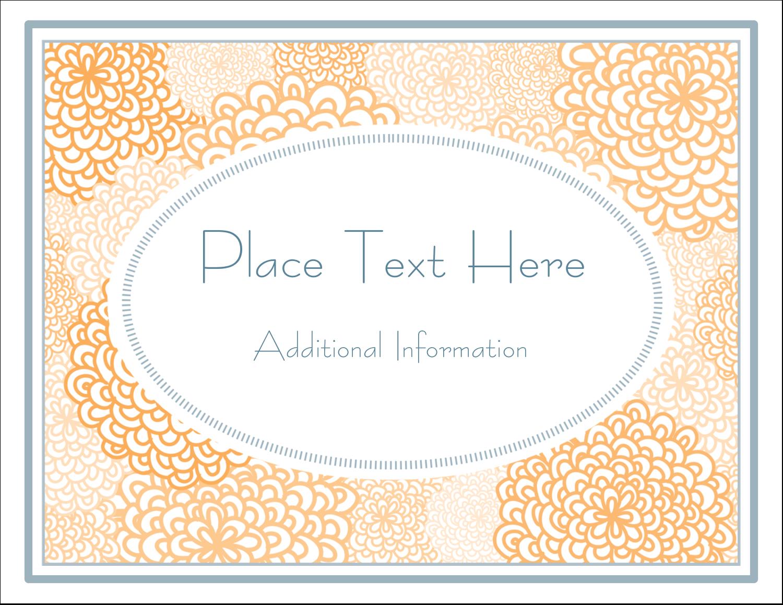 "5½"" x 4¼"" Postcard - Bookplate Generic"