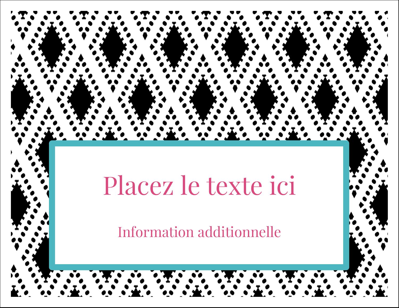 """8½"""" x 11"""" Cartes Et Articles D'Artisanat Imprimables - Damas décoratif"""