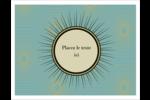 Explosion fauve Cartes Et Articles D'Artisanat Imprimables - gabarit prédéfini. <br/>Utilisez notre logiciel Avery Design & Print Online pour personnaliser facilement la conception.
