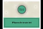 Explosion de vert Badges - gabarit prédéfini. <br/>Utilisez notre logiciel Avery Design & Print Online pour personnaliser facilement la conception.