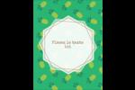 Ananas familier Reliures - gabarit prédéfini. <br/>Utilisez notre logiciel Avery Design & Print Online pour personnaliser facilement la conception.