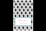 Damas décoratif Reliures - gabarit prédéfini. <br/>Utilisez notre logiciel Avery Design & Print Online pour personnaliser facilement la conception.