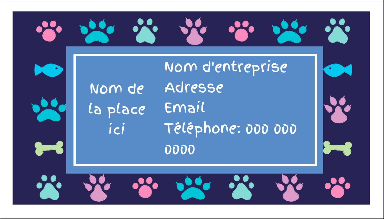 """3"""" x 5"""" Cartes Pour Le Bureau - Amis poilus"""