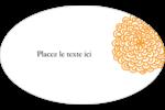 Ex-libris générique  Étiquettes carrées - gabarit prédéfini. <br/>Utilisez notre logiciel Avery Design & Print Online pour personnaliser facilement la conception.