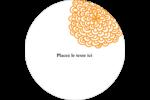 Ex-libris générique  Étiquettes arrondies - gabarit prédéfini. <br/>Utilisez notre logiciel Avery Design & Print Online pour personnaliser facilement la conception.