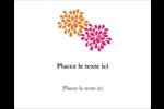 Fête prénuptiale en rose et orange Étiquettes rondes gaufrées - gabarit prédéfini. <br/>Utilisez notre logiciel Avery Design & Print Online pour personnaliser facilement la conception.