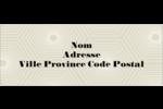 Explosion de vert Étiquettes D'Adresse - gabarit prédéfini. <br/>Utilisez notre logiciel Avery Design & Print Online pour personnaliser facilement la conception.
