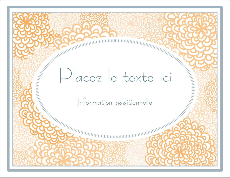 """4¼"""" X 5½"""" Carte Postale - Ex-libris générique"""