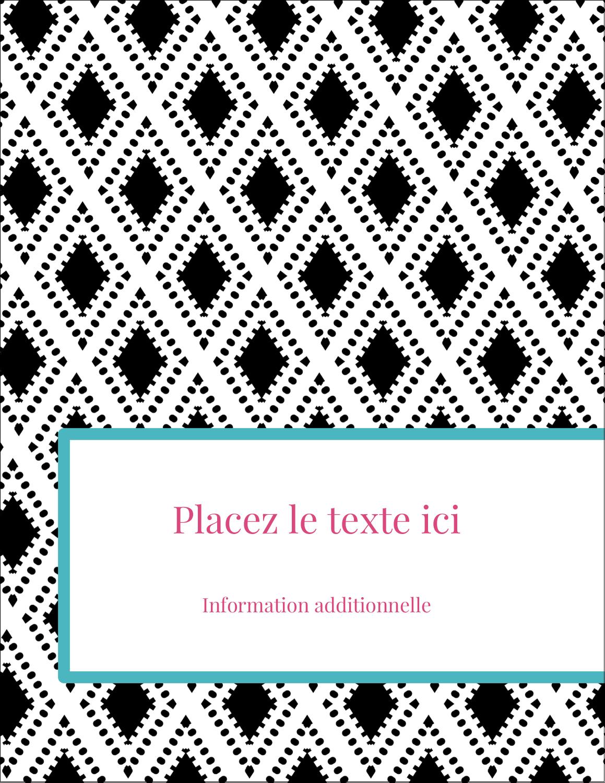 """5½"""" x 4¼"""" Carte Postale - Damas décoratif"""