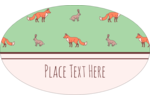 Add animal magnetism to projects with pre-designed Conversational Fox Hare templates.