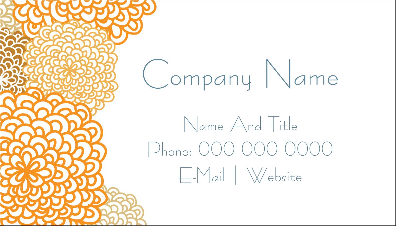 "2"" x 3½"" Business Card - Bookplate Generic"