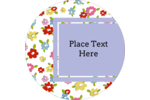 Add floral bliss to your next project with pre-designed Spring Flowers templates.