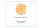 Bring charming elegance to your project with pre-designed Bookplate Generic templates.