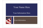 Add an air of authority to any project with these Patriotic Legal templates.