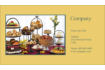 Easily customize projects with pre-designed Desserts and Breads templates.