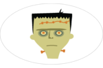 Projects take on a life of their own with pre-designed Frankenstein and Bride templates.
