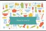 Articles de cuisine Cartes Et Articles D'Artisanat Imprimables - gabarit prédéfini. <br/>Utilisez notre logiciel Avery Design & Print Online pour personnaliser facilement la conception.