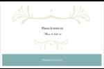Filigrane vert Cartes Et Articles D'Artisanat Imprimables - gabarit prédéfini. <br/>Utilisez notre logiciel Avery Design & Print Online pour personnaliser facilement la conception.