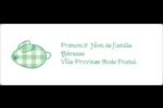Lapin d'Écosse Étiquettes d'adresse - gabarit prédéfini. <br/>Utilisez notre logiciel Avery Design & Print Online pour personnaliser facilement la conception.