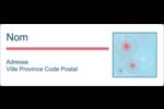 Célébration simple Étiquettes d'adresse - gabarit prédéfini. <br/>Utilisez notre logiciel Avery Design & Print Online pour personnaliser facilement la conception.